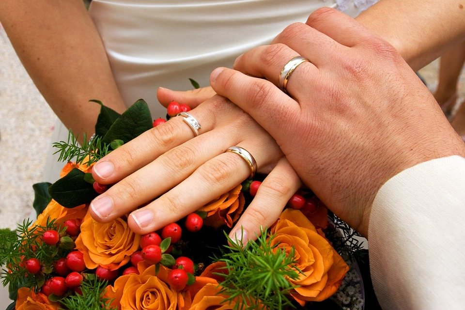 Dolphin Beach Resort - Wedding Rings